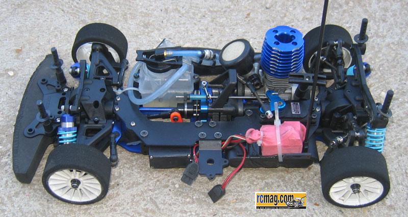 Reglage moteur gxr15