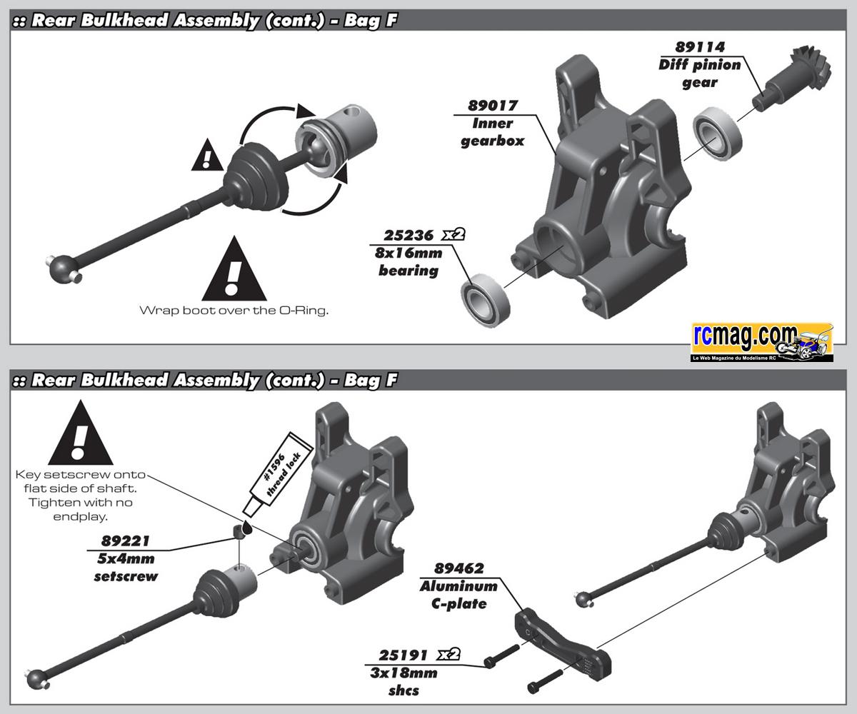 [Résolut] Diamètre sur pignon d'attaque Associated RC8.2 Factory Team F0203