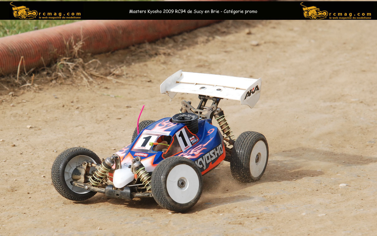 masters kyosho rc 94 2009
