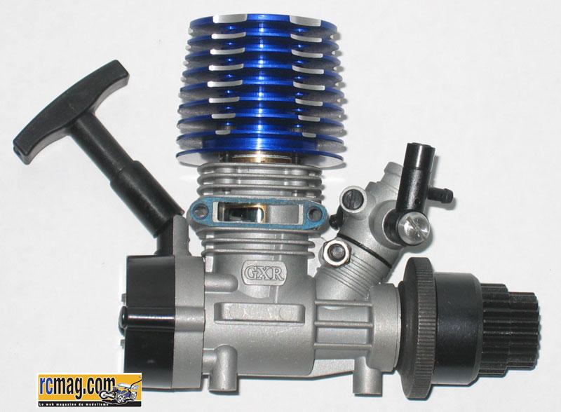 moteur gxr15